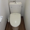 2DK Apartment to Rent in Ota-ku Toilet