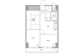 新宿区 西新宿 3DK {building type}