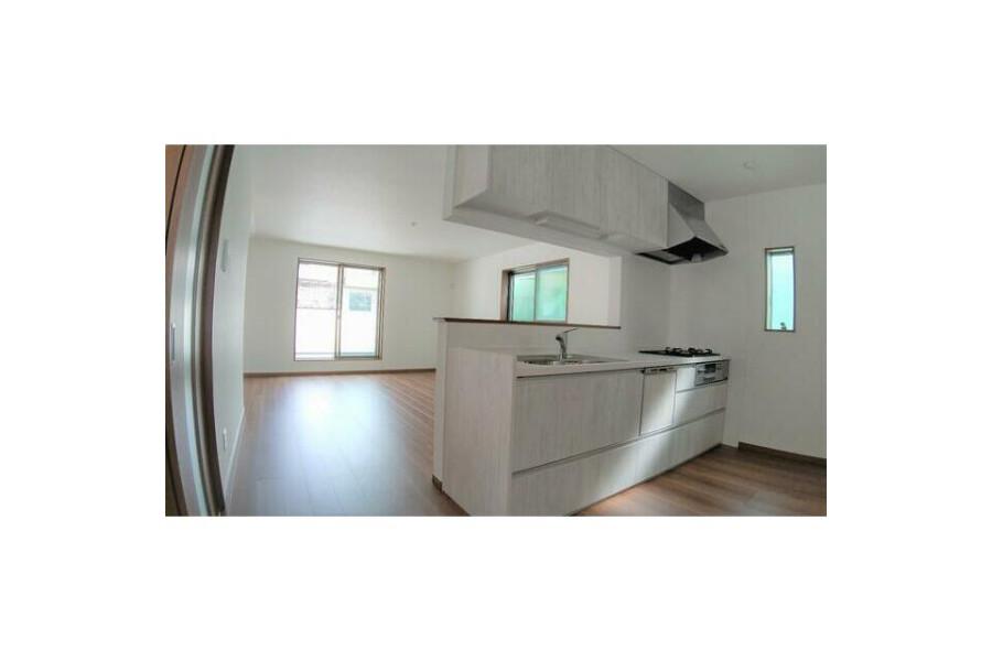 2LDK House to Buy in Hirakata-shi Living Room