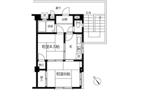 2K Apartment in Yawata - Ichikawa-shi