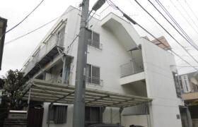 目黒區鷹番-1R公寓大廈