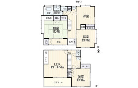 4LDK House in Takafunedai - Yokohama-shi Kanazawa-ku