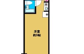 1R {building type} in Kawaramachi - Osaka-shi Chuo-ku