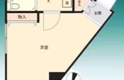 新宿區北新宿-1K{building type}