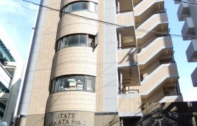 1K {building type} in Katakasu - Fukuoka-shi Hakata-ku