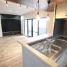 在京都市中京區購買3LDK 公寓大廈的房產 廚房