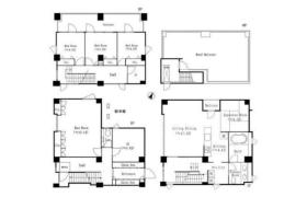 港区西麻布-5LDK公寓