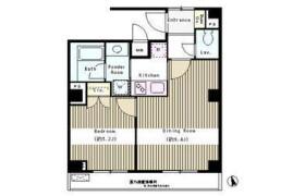 1DK Mansion in Nezu - Bunkyo-ku
