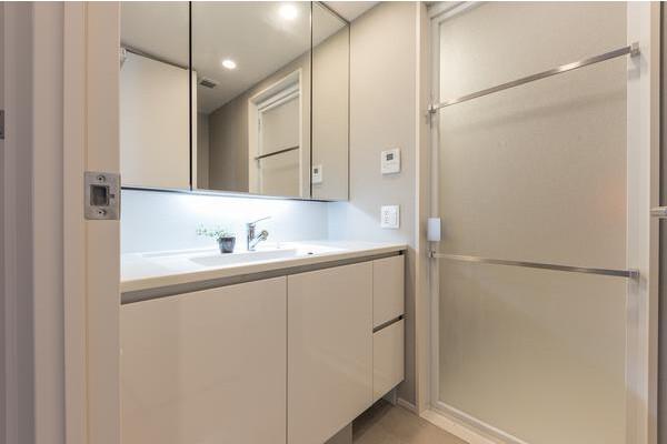 3LDK Apartment to Buy in Koto-ku Washroom