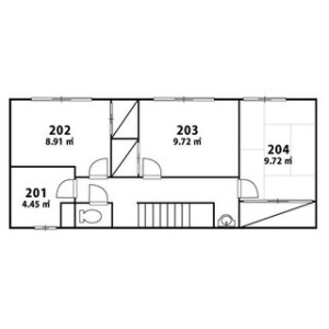 [Share House]KIMI:Pakky House  - Guest House in Toshima-ku Floorplan