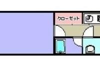 福岡市南區三宅-1K{building type}