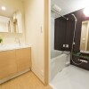 1K Apartment to Rent in Taito-ku Bathroom