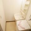 1DK Apartment to Rent in Sapporo-shi Chuo-ku Washroom