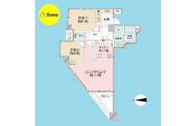 新宿区弁天町-2LDK{building type}
