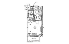 品川區南品川-1K公寓大廈