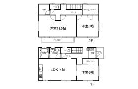 3SLDK House in Higashiuraga - Yokosuka-shi