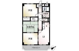 3LDK Mansion in Maedacho - Yokohama-shi Totsuka-ku