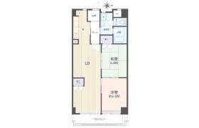 2LDK Apartment in Kaminagoya - Nagoya-shi Nishi-ku