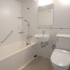 在港區內租賃1R 公寓大廈 的房產 廁所