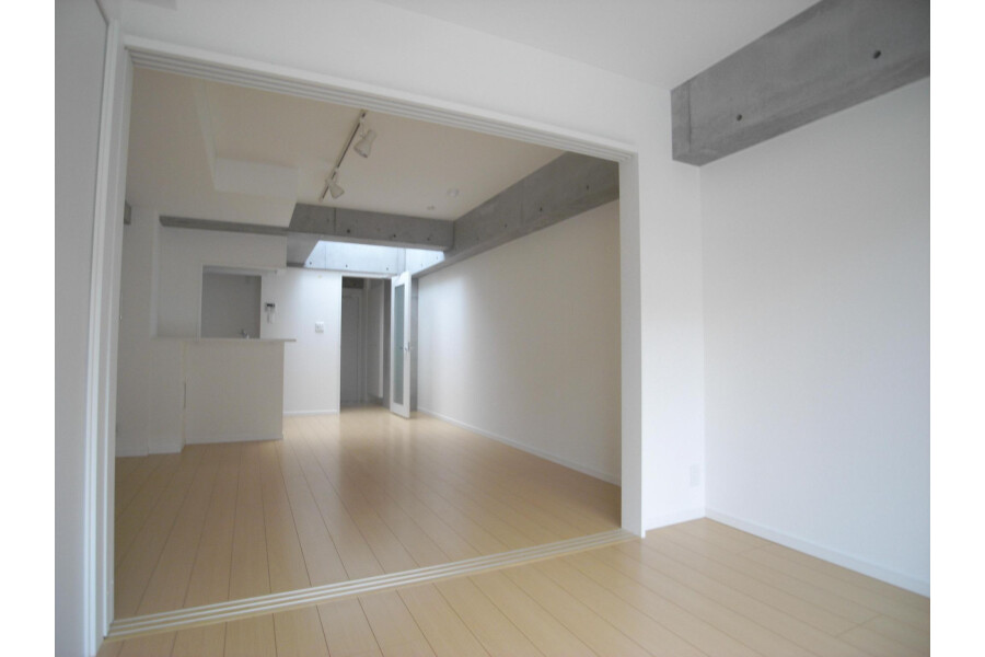 1LDK Apartment to Rent in Setagaya-ku Bedroom