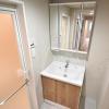 2SLDK Apartment to Rent in Shinagawa-ku Washroom
