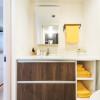 在中央区内租赁2LDK 公寓大厦 的 盥洗室