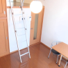 1K Apartment to Rent in Miura-shi Interior