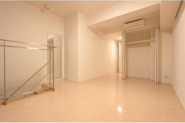 1LDK Apartment to Rent in Nagoya-shi Naka-ku Living Room