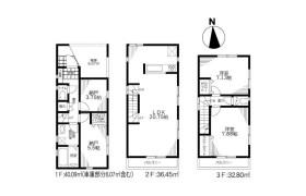 2SLDK House in Minamikase - Kawasaki-shi Saiwai-ku