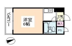 1R Apartment in Hongo - Bunkyo-ku