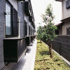 1K Apartment to Rent in Higashimurayama-shi Balcony / Veranda