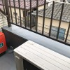 1R Apartment to Rent in Toshima-ku Balcony / Veranda