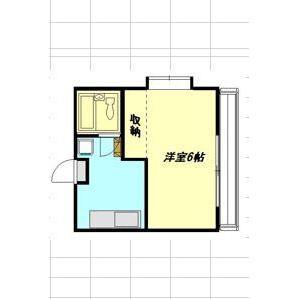 1K Mansion in Sagamigaoka - Zama-shi Floorplan