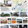 1K Apartment to Rent in Osaka-shi Miyakojima-ku Map