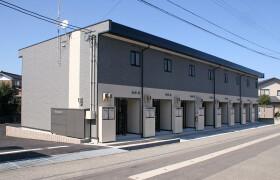 富山市中川原-1K公寓