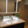 在澀谷區購買2LDK 公寓大廈的房產 盥洗室