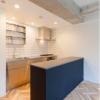 在世田谷區購買2LDK 公寓大廈的房產 廚房