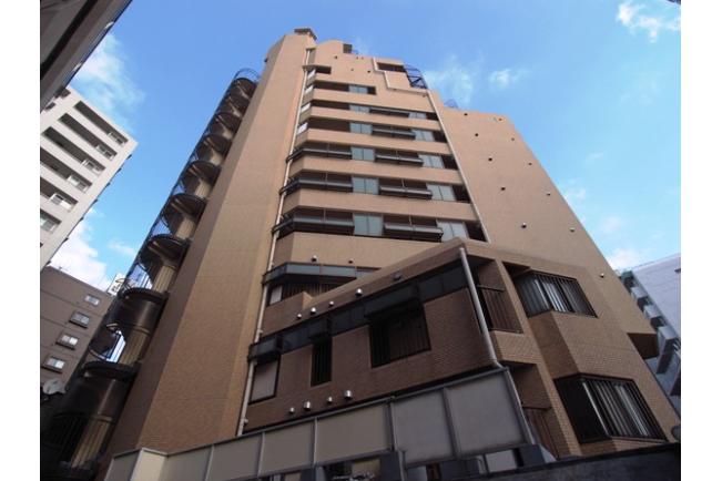 在新宿区购买1R 公寓大厦的 内部