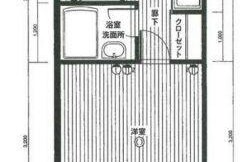1K Apartment in Arato - Fukuoka-shi Chuo-ku