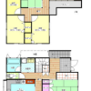 Whole Building House to Buy in Kai-shi Floorplan