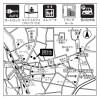 在澀谷區內租賃4SLDK 公寓大廈 的房產 地圖