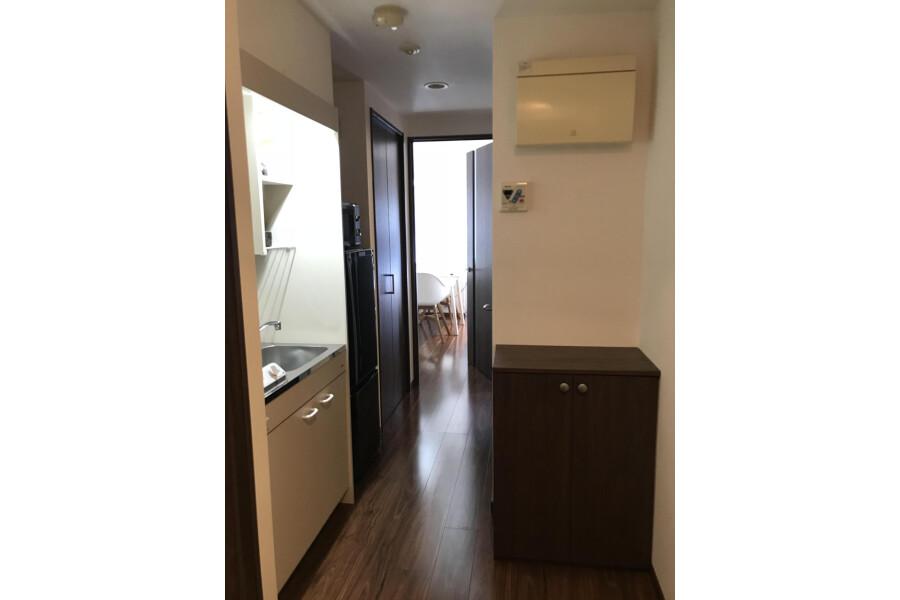 在Bunkyo-ku內租賃1K 公寓 的房產 入口大廳