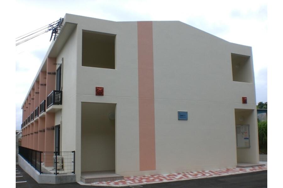 1K Apartment to Rent in Tomigusuku-shi Exterior