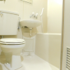 1R Apartment to Rent in Ikeda-shi Bathroom