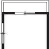 2K Apartment to Rent in Shinjuku-ku Floorplan