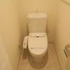 1K Apartment to Rent in Chiba-shi Chuo-ku Toilet