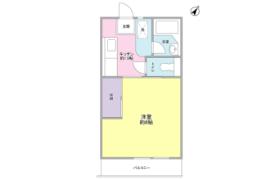 千葉市稲毛區黒砂台-1K公寓大廈