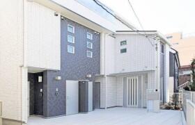 目黒区 鷹番 1LDK アパート