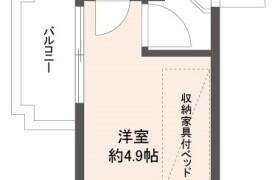 1R {building type} in Tominagacho - Kyoto-shi Shimogyo-ku