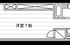 1K Mansion in Miyukicho - Tokorozawa-shi